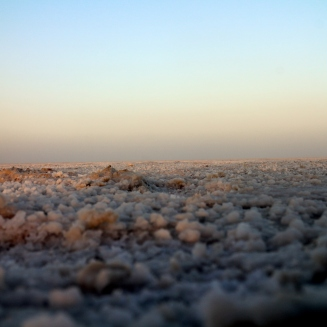 Terrain at Rann of Kutch