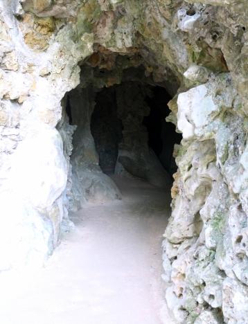 Entrance to Tunnel in Quinta da Regaleira