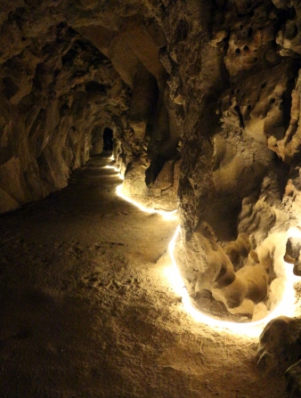 Tunnel in Quinta da Regaleira