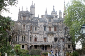 Palace at Quinta da Regaleira
