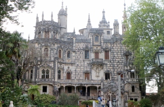 Palace at Quinta da Regaleira