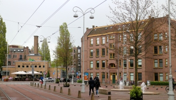 Streets in Amsterdam