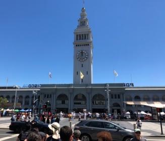 Ferry market Building